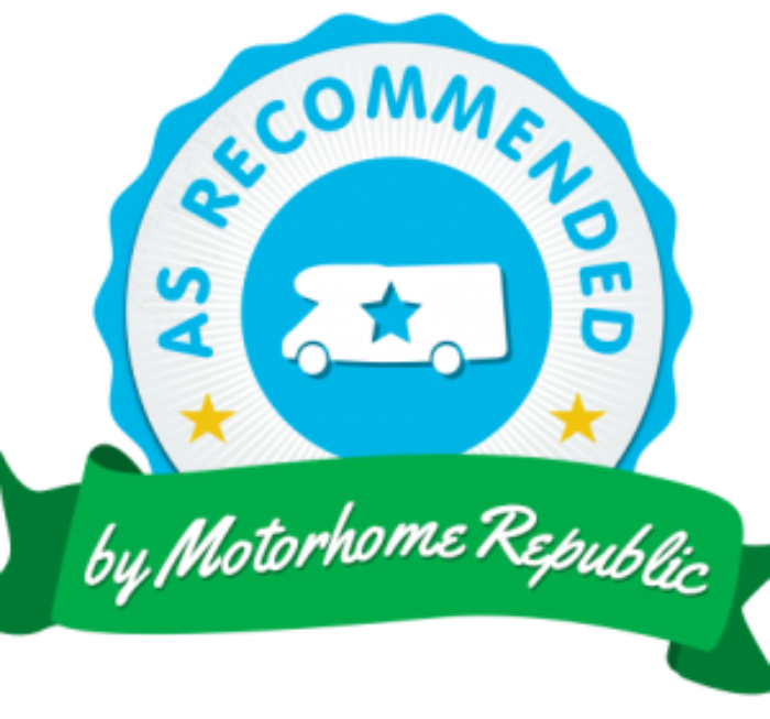 Motorhome Republic Badge 300X280