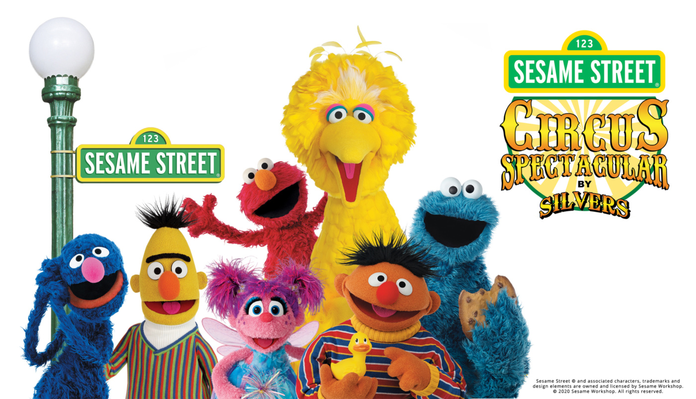 Sesame Street Circus Spectacular LISTING IMAGE