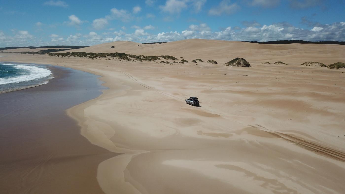 Sandy Cape 1