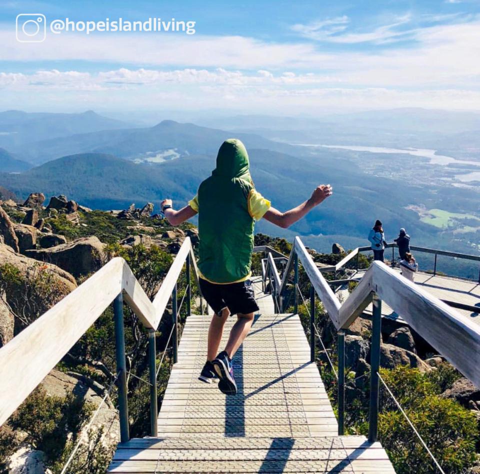 Mt Wellington Hopeislandliving