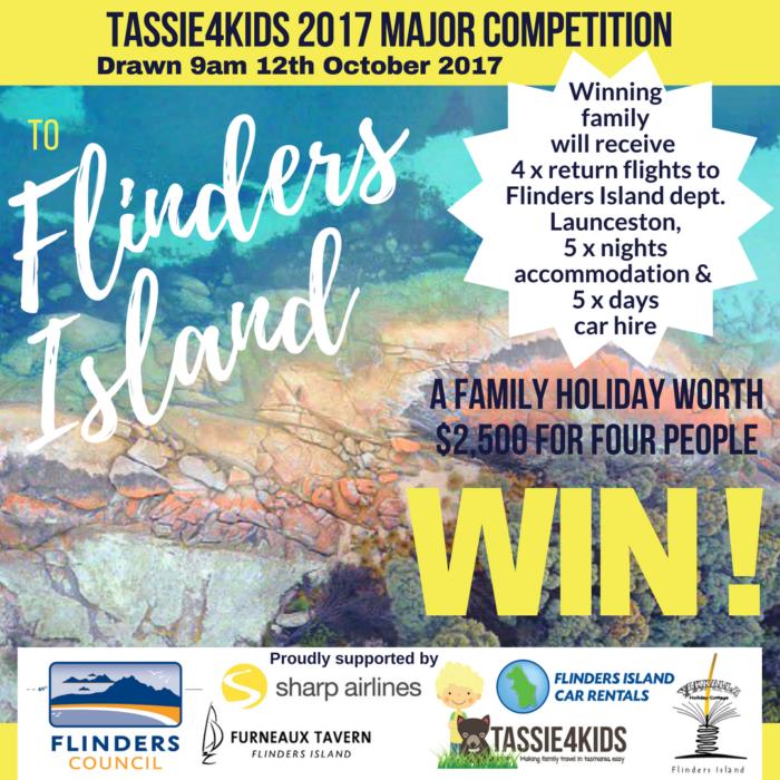Tassie4Kids Flinders Comp Smedia Instagram