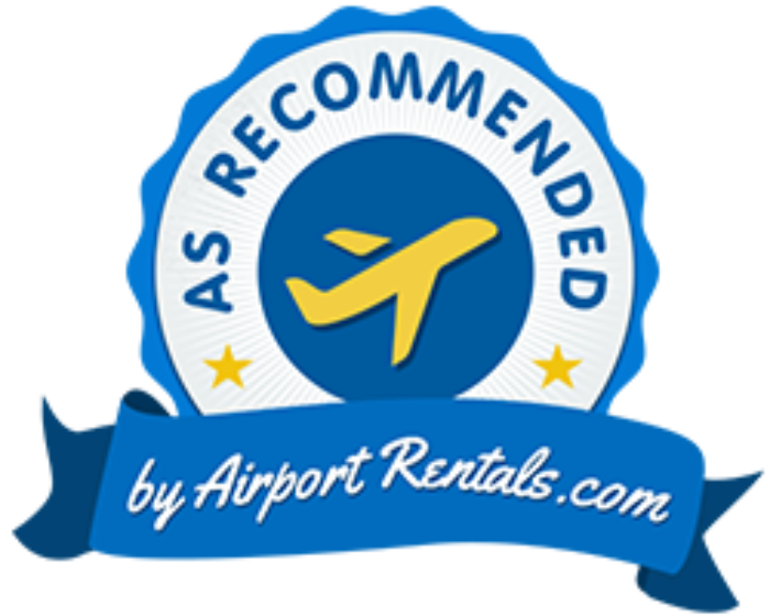 Airportrentals Recommendation Badge