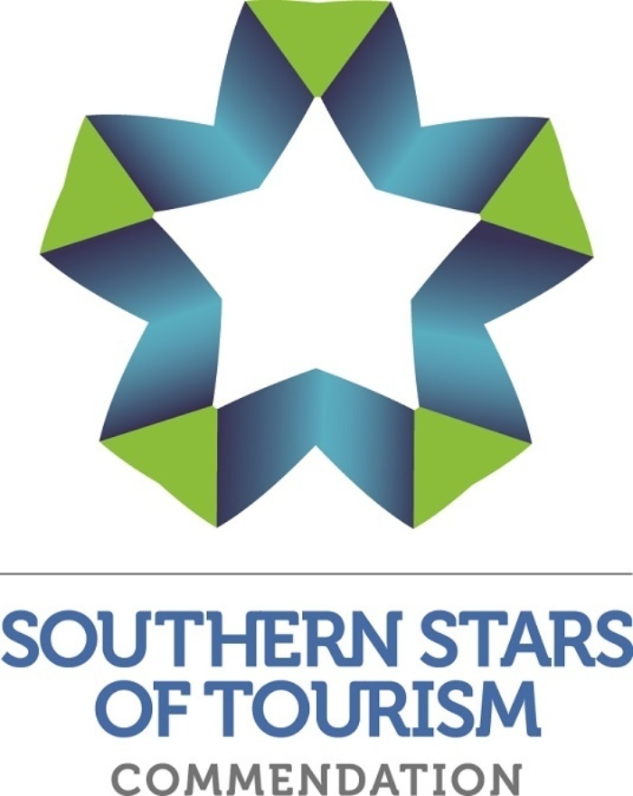 Dst Southern Stars Commendation Logo