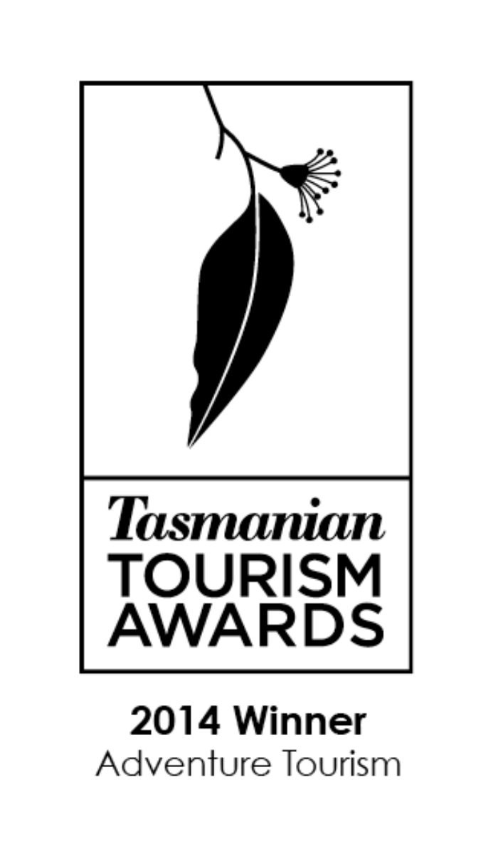Tourism Awards Logos Winner Adventure Tourism 2