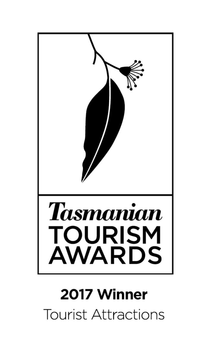 Winner Tourist Attractions 2017 Standard
