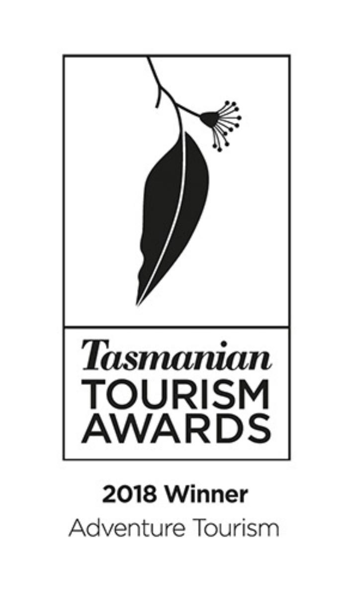 Winner Adventure Tourism 2018 Standard